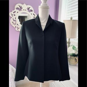 Style & Company Collection Black Blazer